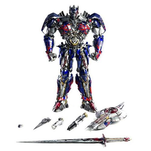 Transformers The Last Knight Optimus Prime Premium Scale Fig