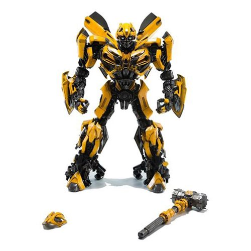 Transformers The Last Knight Bumblebee Premium Scale Figure