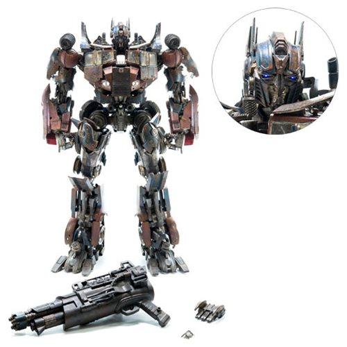 Transformers Age Extinction Optimus Prime Evasion Ed. Figure