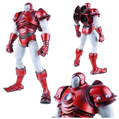 Iron Man Silver Centurion 1:6 Scale Action Figure