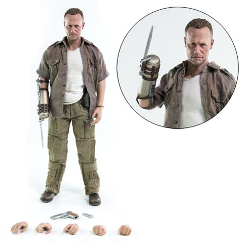 The Walking Dead Merle Dixon 1:6 Scale Action Figure