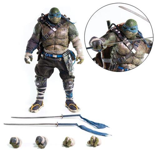 Teenage Mutant Ninja Turtles Leonardo 1:6 Scale Figure