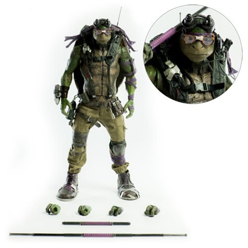 TMNT: Out of the Shadows Donatello 1:6 Scale Action Figure