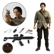 Walking Dead Glenn Rhee Deluxe Version 1:6 Scale Figure