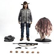 Walking Dead Carl Grimes Deluxe 1:6 Scale Figure