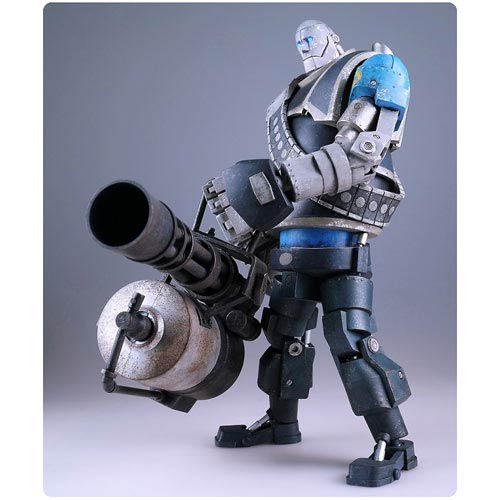 Team Fortress 2 BLU Robot Heavy Action Figure