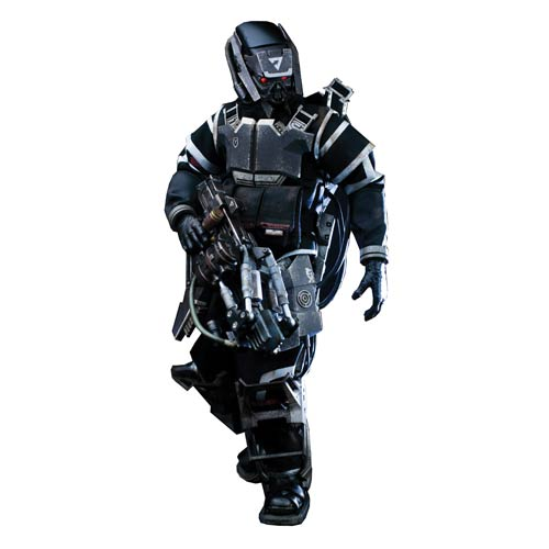 Killzone Hazmat Trooper 1:6 Scale Light-Up Action Figure