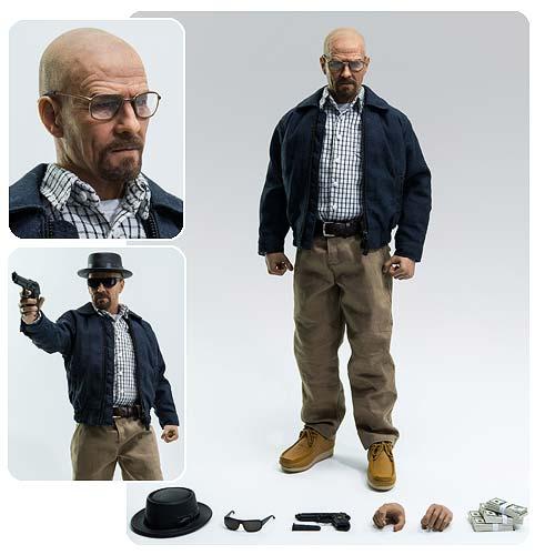 Breaking Bad Heisenberg 1:6 Scale Action Figure