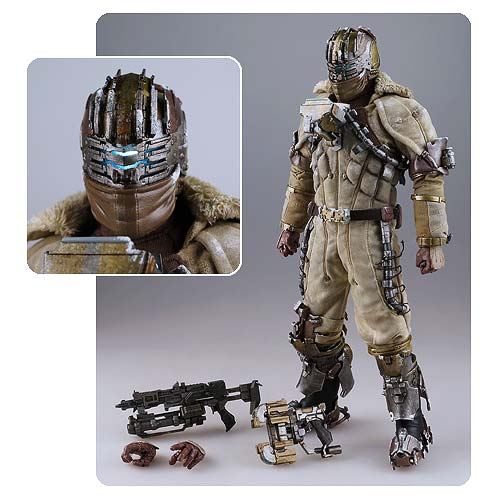 Dead Space 3 1:6 Scale Isaac Clarke Snow Suit Version Figure