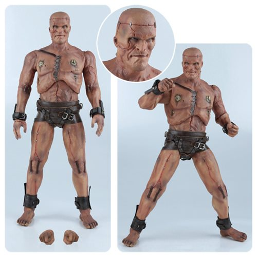 Victor Frankenstein Prometheus 1:6 Scale Action Figure