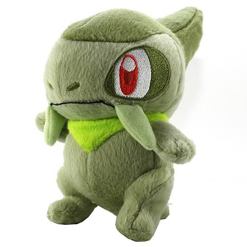Pokemon Best Wishes 8-Inch Axew Plush