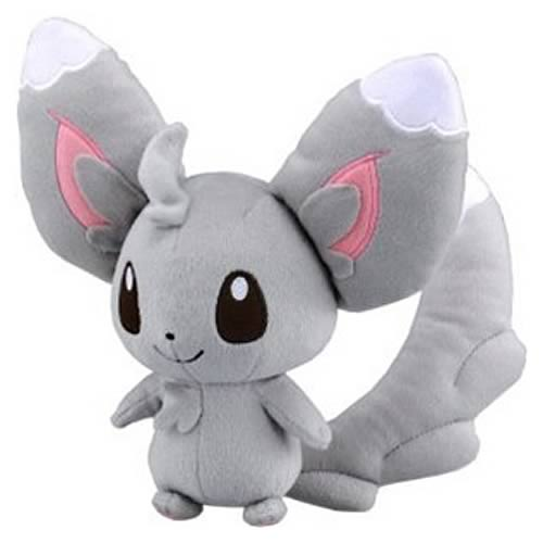 Pokemon Best Wishes 8-Inch Minccino Plush