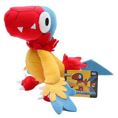 Pokemon Best Wishes 6-Inch Archen Plush