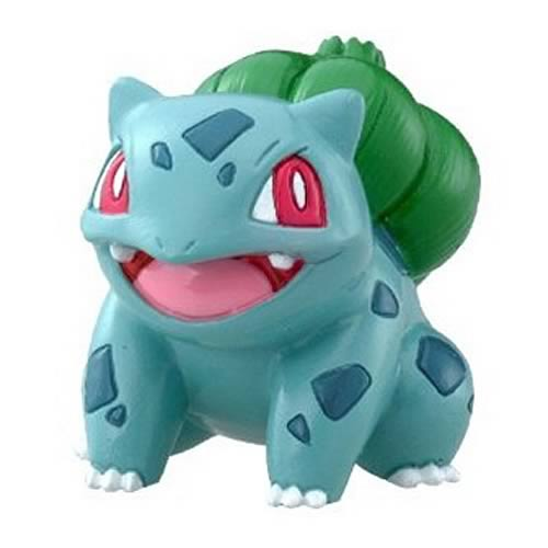 Pokemon Monster Collection M-054 Bulbasaur Mini-Figure