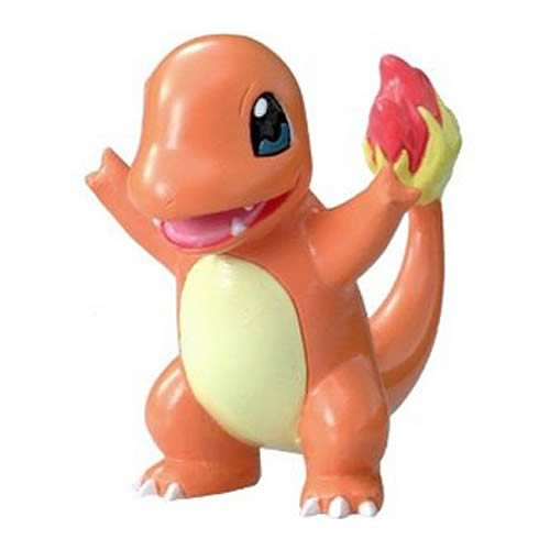 Pokemon Monster Collection M-057 Charmander Mini-Figure