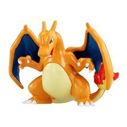 Pokemon Monster Collection M-059 Charizard Mini-Figure