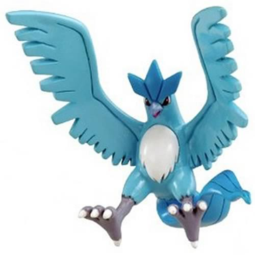 Pokemon Monster Collection M-063 Articuno Mini-Figure