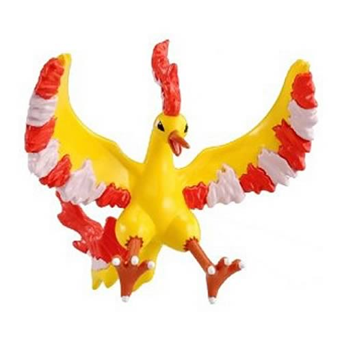 Pokemon Monster Collection M-065 Moltres Mini-Figure