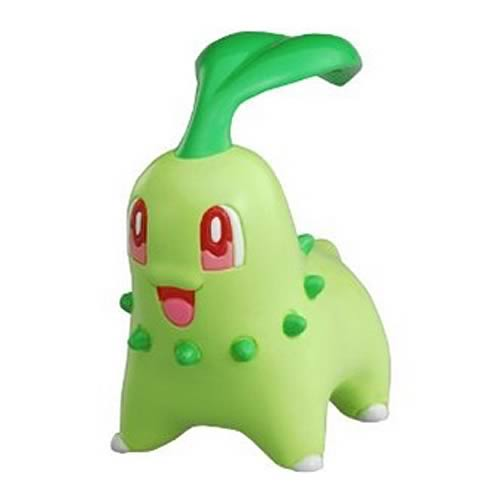 Pokemon Monster Collection M-071 Chikorita Mini-Figure