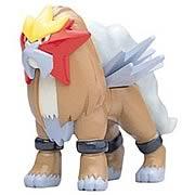 Pokemon Monster Collection M-085 Entei Mini-Figure