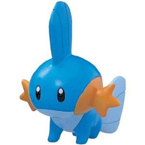 Pokemon Monster Collection M-093 Mudkip Mini-Figure