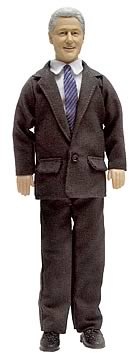 Bill Clinton Talking 12-inch Figure