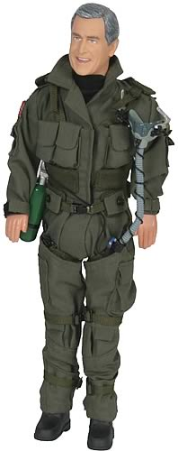 Top Gun George W. Bush 12-Inch Figure