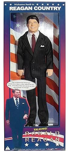 Ronald Reagan Talking 12-inch Figure