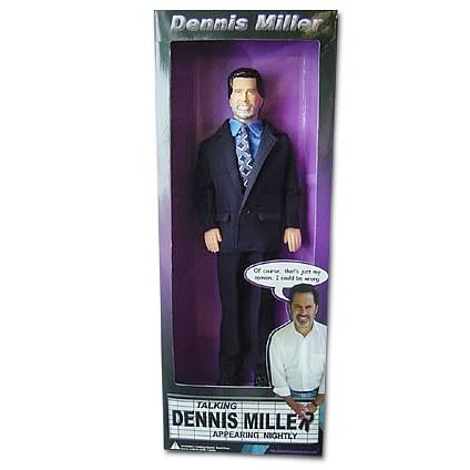 Dennis Miller Talking 12-inch Figure