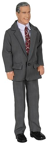 George H.W. Bush Talking 12-inch Figure