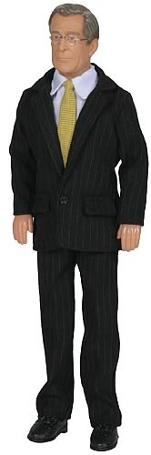 Donald Rumsfeld Talking 12-inch Figure