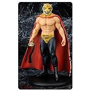 Tiger Mask Resin Statue
