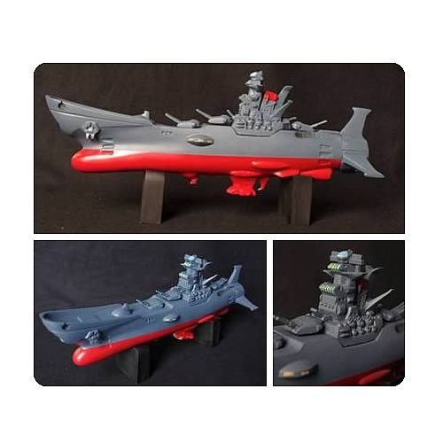 Star Blazers Yamato Vinyl Vehicle Replica