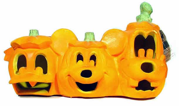 Disney Light-Up Pumpkin Patch