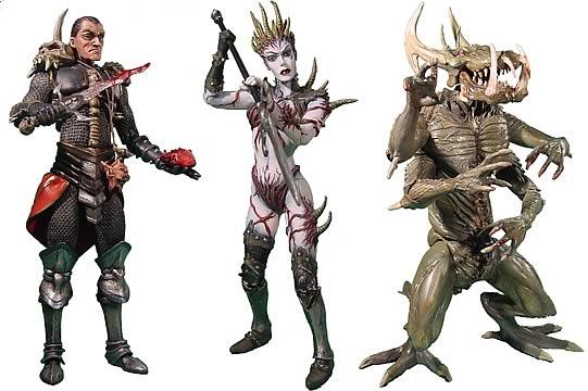 Diablo Series 1 Set