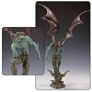 Devilman Hell Gate Limited Version Polystone Statue