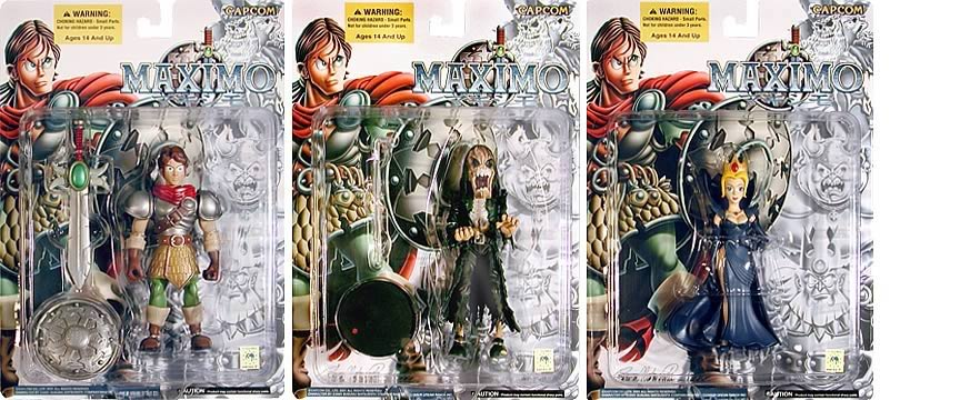 Maximo Series 1 Set