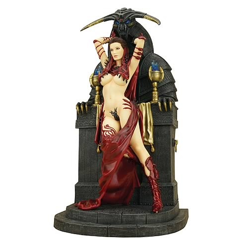 Fantasy Figure Gallery: The Sacrifice Variant Statue