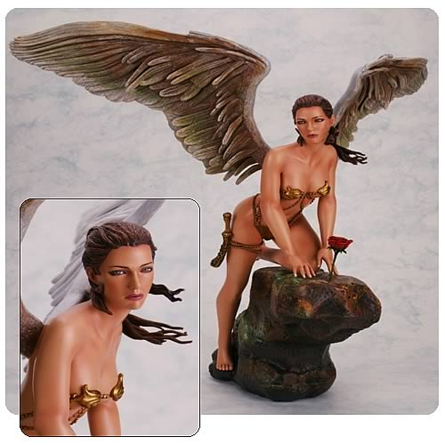 Fantasy Figure Gallery Her Garden Boris Vallejo Resin Statue