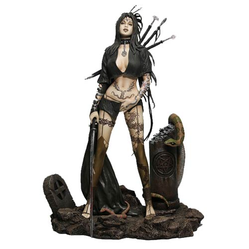 Fantasy Figure Gallery Medusa's Gaze 1:4 Scale Resin Statue