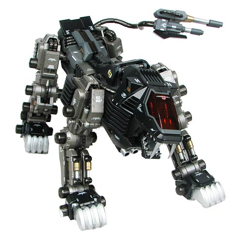 Zoids Shield Liger DCS-J Full-Action Die-Cast Action Figure