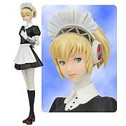 SIF EX Persona 3 Aegis in Maid Costume Statue