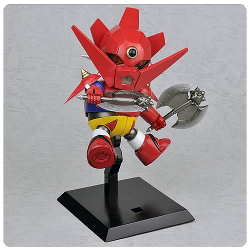 Metal Box Getter Dragon Metalboy Gokin Action Figure
