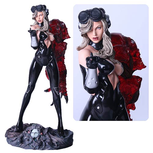 Fantasy Figure Gallery Space Host Girl Keira Variant Statue