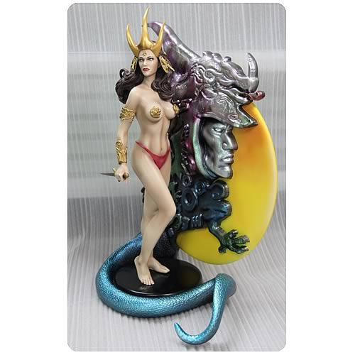 Fantasy Figure Gallery Dragon Maiden 1:6 Scale Statue
