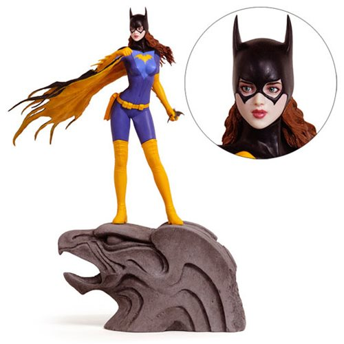 FFG DC Coll. Batgirl Variant by Luis Royo 1:6 Resin Statue