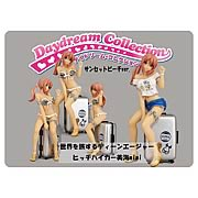 Daydream Collection Sunset Beach Hitchhiker Mimi Statue