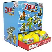 Legend of Zelda Buildable Mini-Figures Display Box