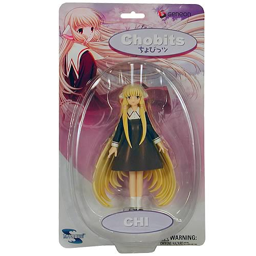 Chobits Series 1 Chi Action Figure