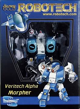 Robotech Veritech Alpha Scott